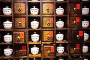 Traditionelle Chinesische Medizin - TCM